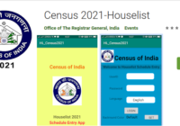 Census 2021 House Hold Mobile Apps download